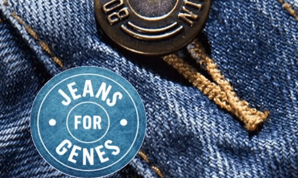 Jeans for Genes 2021
