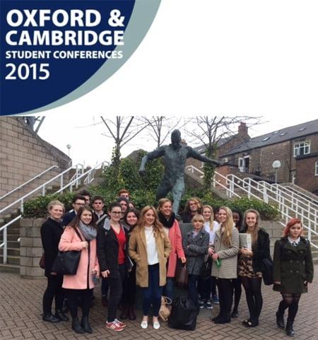 Oxbridge Student Conference